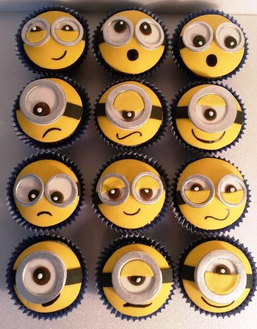 verschrikkelijke ikke cup cake's